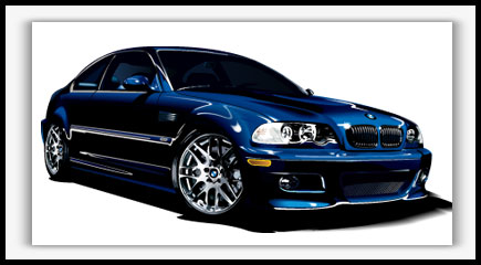 Illustration BMW M3
